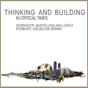 Thinking & Building in critical times