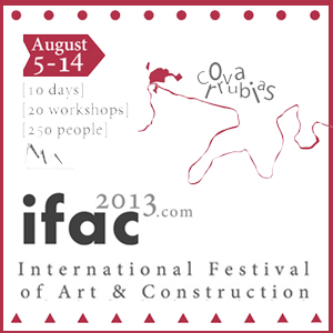 International Festival of Art & Construction 2013
