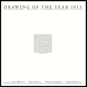 Drawing of the year 2013